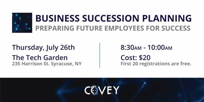 Business Succession Planning Seminar - Syracuse