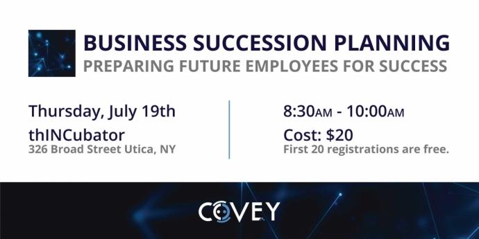 Business Succession Planning Seminar - Utica