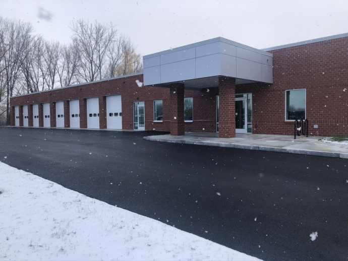 Loretto PACE-CNY Logistics Center