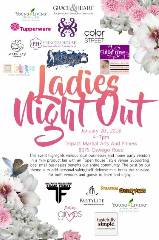 ladies night out centerstate ceo