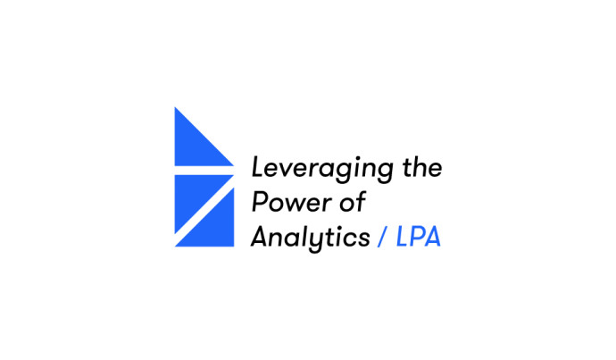 LPA - Leveraging the Power of Analytics