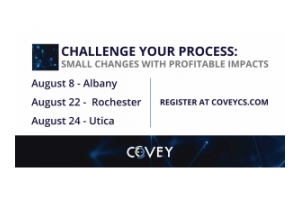 Challenge Your Process Seminar August Dates & Locations