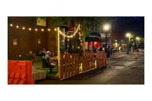 SWBR Helping Syracuse Businesses Create Additional Outdoor Seating
