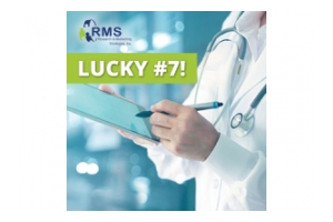 RMS Ranked Nationally as the 7th Largest Patient-Satisfaction Measurement Firm By