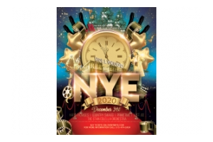 New Year's Eve at the Marriott Syracuse Downtown