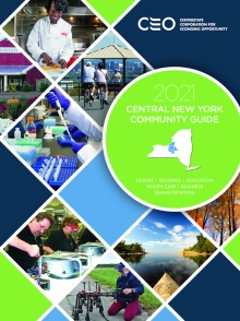 2021 Central New York Community Guide