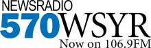 Newsradio 570 WSYR Now on 106.9 FM